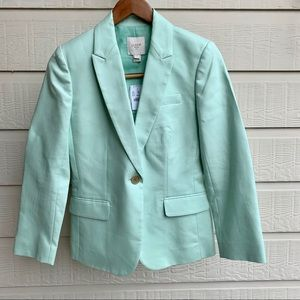 J. Crew Suiting Women's Fitted Lined Blazer